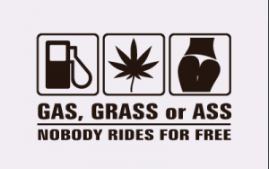 Funny Stuff  - Gas, Grass or Ass