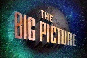 How big is The Big Picture?